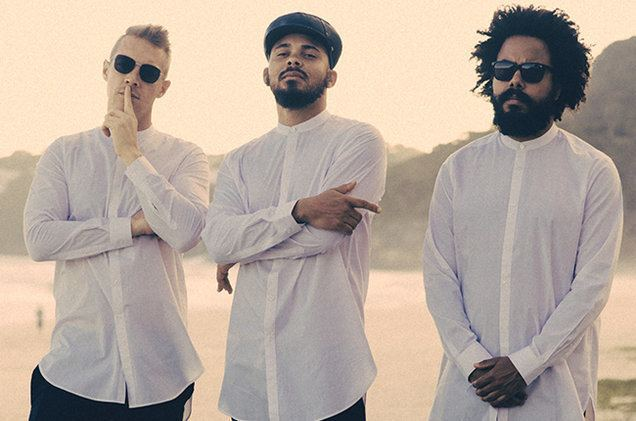Major Lazer Listen to Major Lazer39s Collaboration With Grandtheft 39Number One