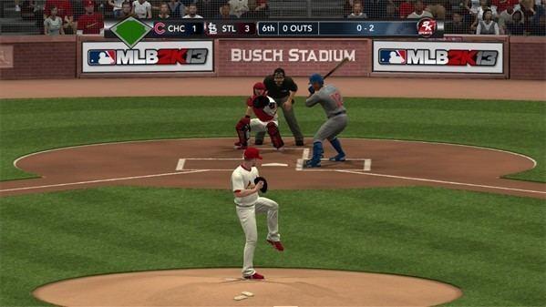 Major League Baseball 2K13 MLB 2K13 review Shameless