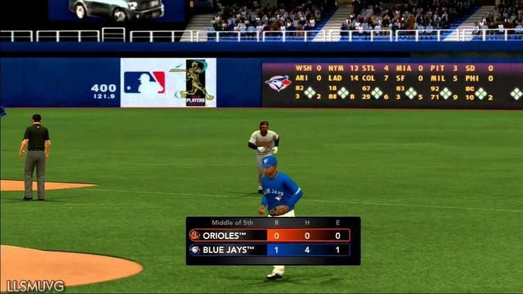Major League Baseball 2K13 MLB 2K13 gameplay BAL vs TOR YouTube