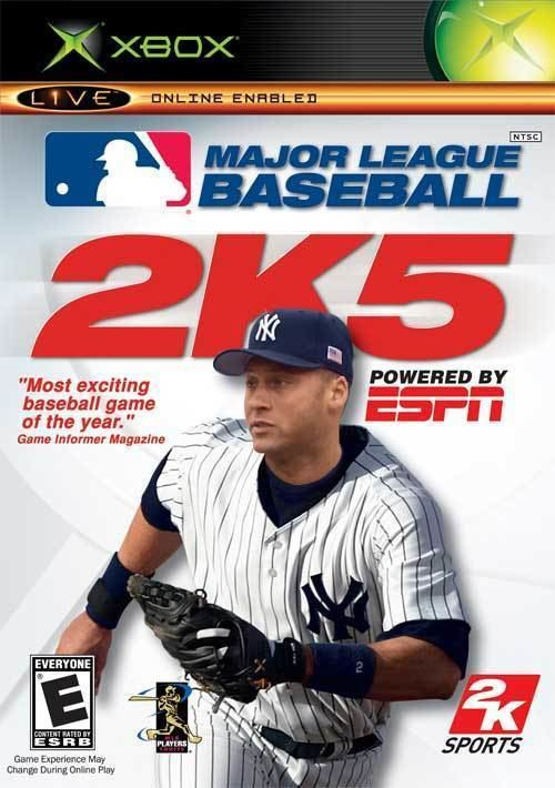 Major League Baseball 2K5 Major League Baseball 2K5 Xbox IGN