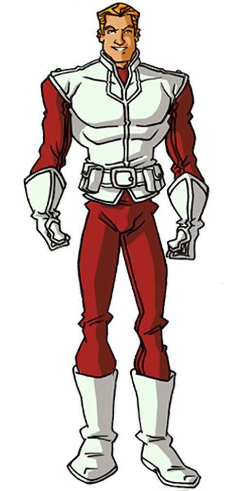 Major Mapleleaf Major Mapleleaf Marvel Comics Alpha Flight And Thunder