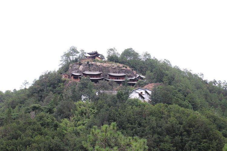 Major national historical and cultural sites (Yunnan)