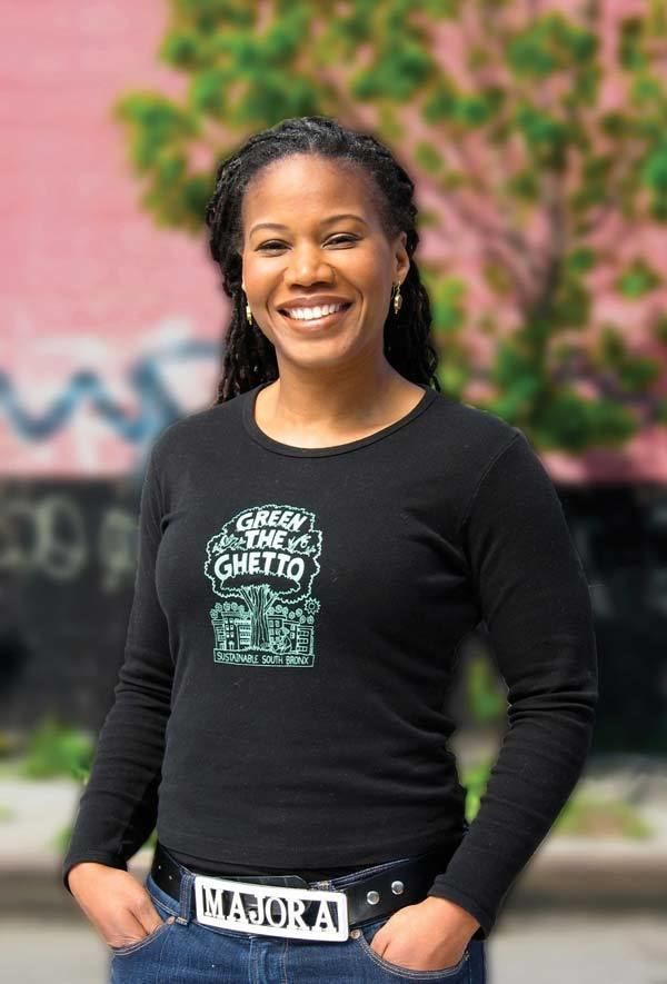 Majora Carter Greening the Ghetto An Interview With Majora Carter