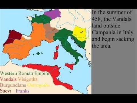 Majorian The Conquests of Emperor Majorian YouTube