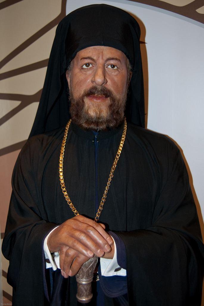 Makarios III Archbishop Makarios III President of Cyprus 36650