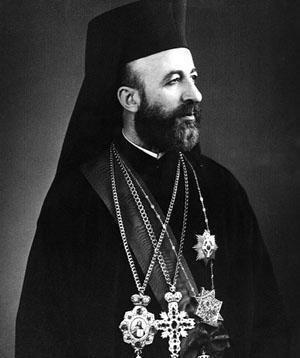 Makarios III Archbishop Makarios III first President of Cyprus