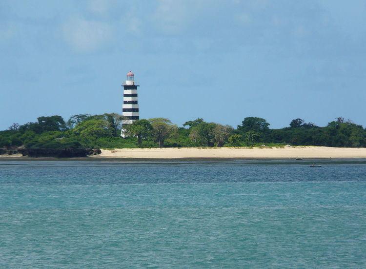 Makatumbe Range Rear Lighthouse