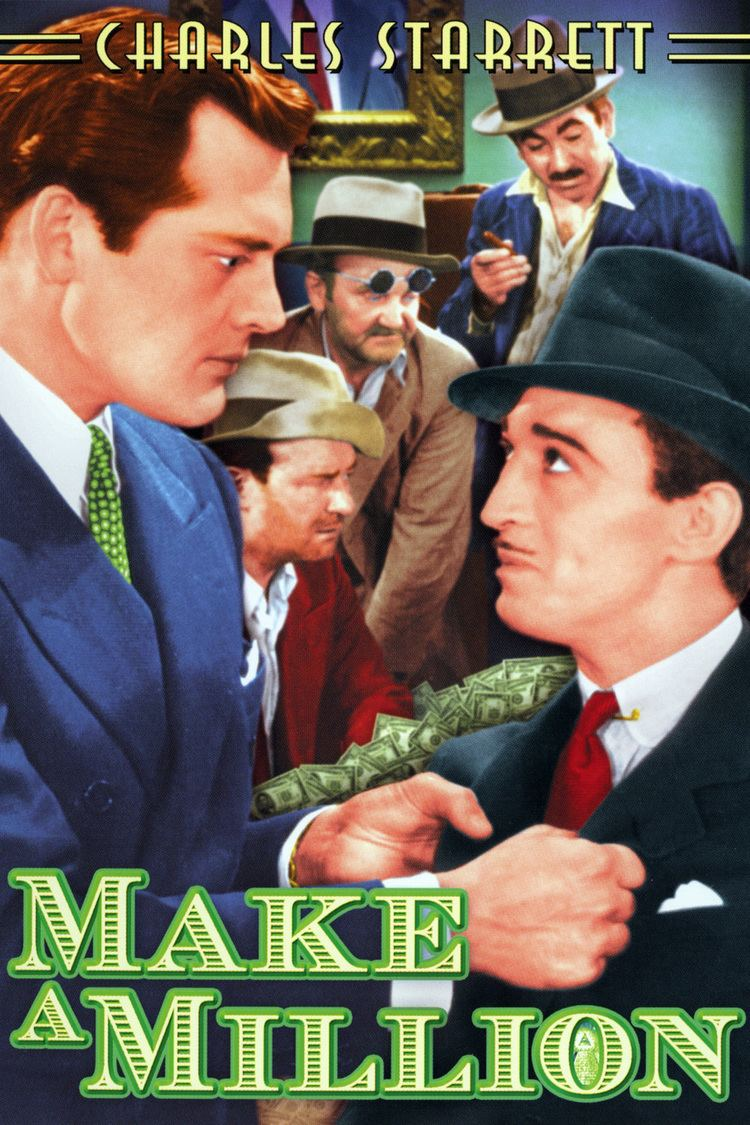 Make a Million (film) wwwgstaticcomtvthumbdvdboxart190615p190615