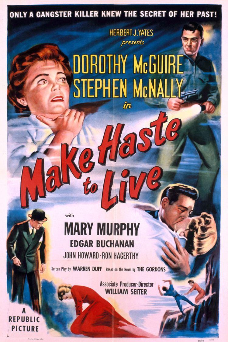 Make Haste to Live wwwgstaticcomtvthumbmovieposters37398p37398