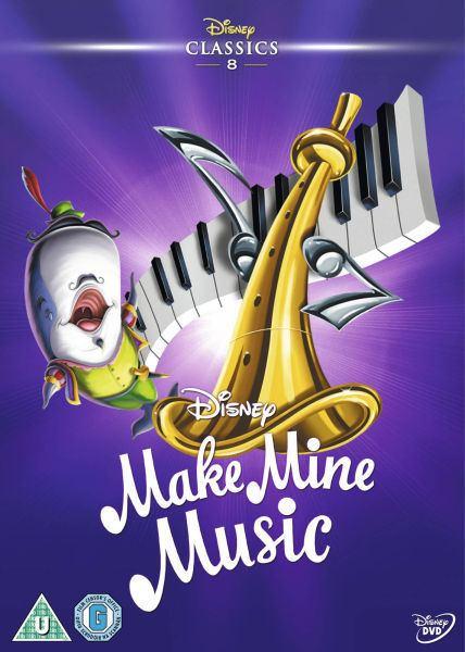 Make Mine Music Make Mine Music DVD Zavvicom