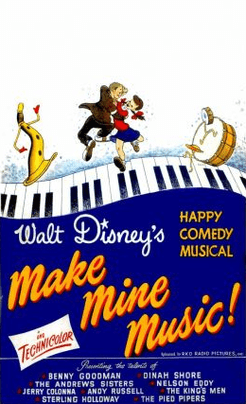 Make Mine Music Make Mine Music Wikipedia