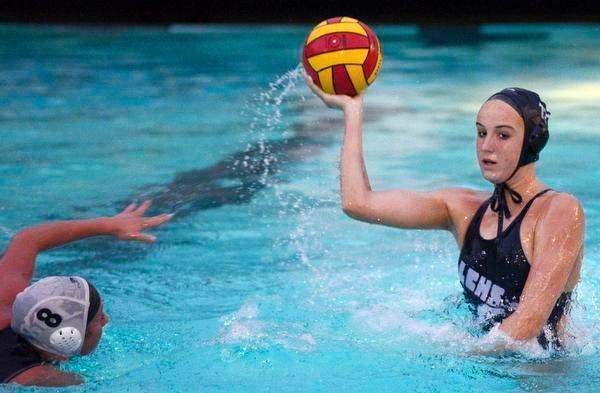 Makenzie Fischer Laguna Beachs Makenzie Fischer is Registers girls water polo