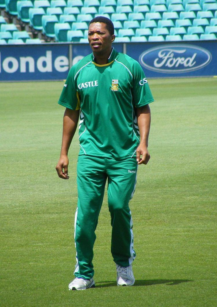 Makhaya Ntini (Cricketer)