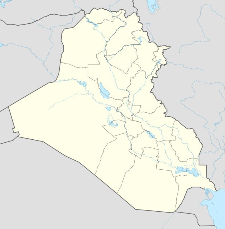 Makhmur, Iraq