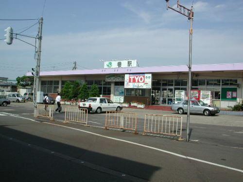 Maki Station (Niigata)