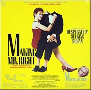 Making Mr. Right Making Mr Right Soundtrack details SoundtrackCollectorcom