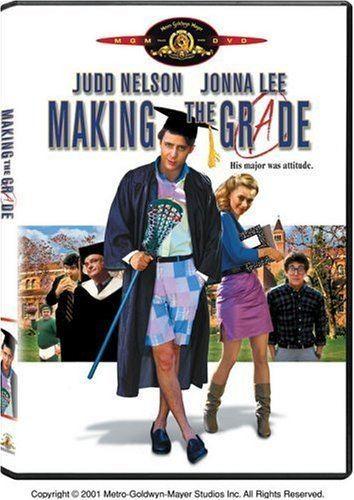 Making the Grade (film) Amazoncom Making the Grade Judd Nelson Jonna Lee Gordon Jump