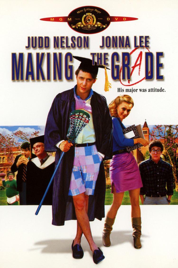 Making the Grade (film) wwwgstaticcomtvthumbdvdboxart8215p8215dv8