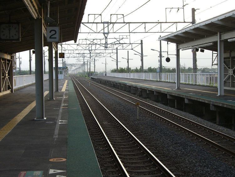 Makino Station (Shiga)