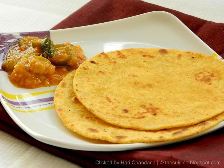 Makki Makki Ki Roti Indian Corn Flat Bread Recipe Indian Cuisine