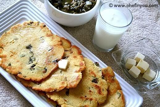 Makki Makki Ki Roti Punjabi Makki Di Roti Recipe Chef In You