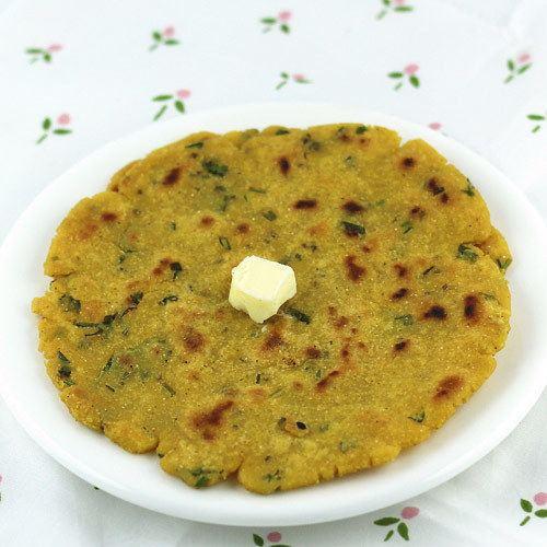 Makki di roti Makki Ki Roti Recipe Punjabi Makki Di Roti in 10 Easy Steps