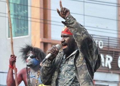 Mako Tabuni KNPB leader Mako Tabuni shot dead by Austfunded