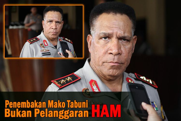 Mako Tabuni Kapolda Penembakan Mako Tabuni Bukan Pelanggaran HAM PAPUA NEWS