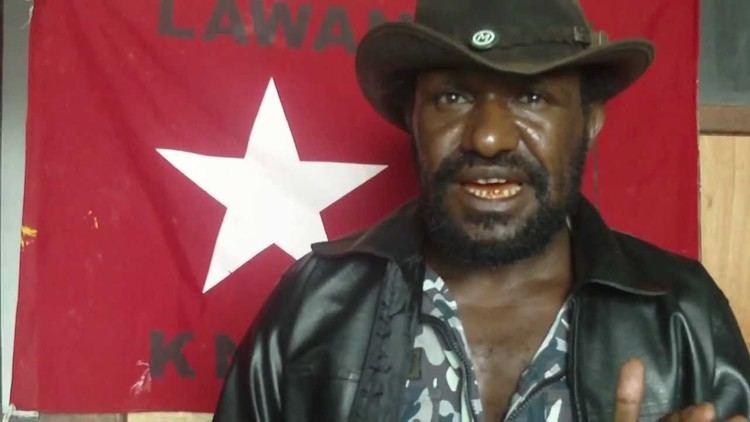 Mako Tabuni Interview With Mako Tabuni Chairman of West Papua