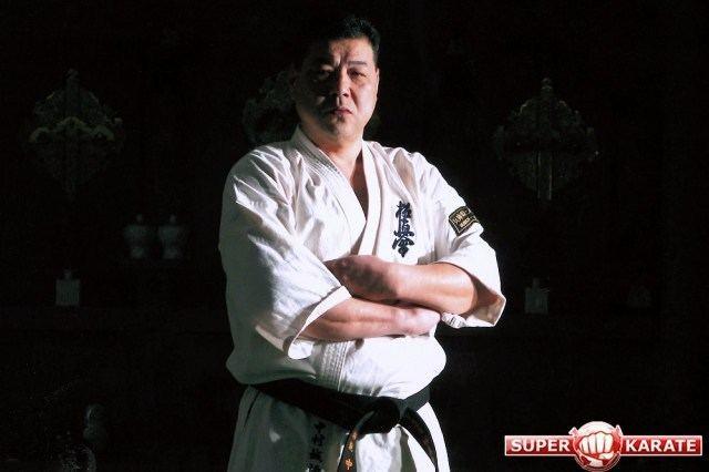 Makoto Nakamura 2times World Champion Shihan Makoto Nakamura left IKO
