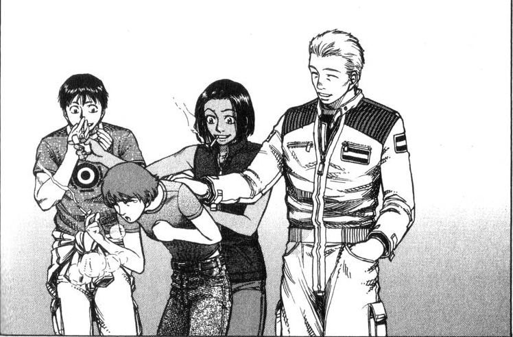 Makoto Yukimura fickensagtmannicht Comics amp Books Reviews Also Thoughts