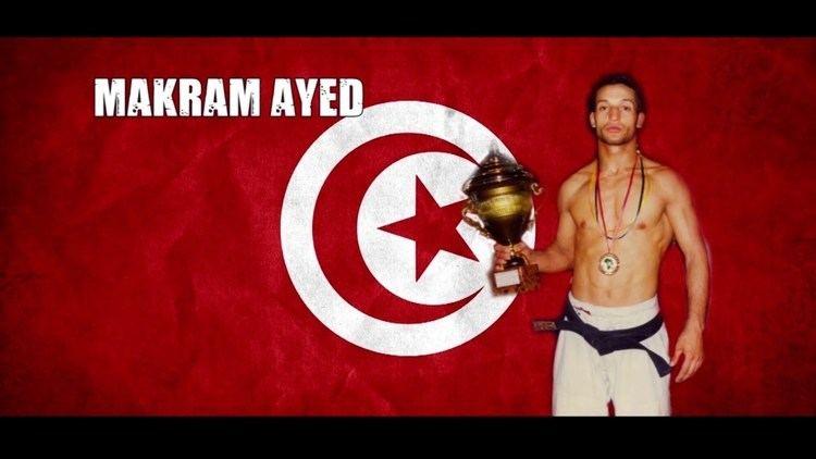 Makrem Ayed MAKREM AYED AFRICAN Judo CHAMPION YouTube