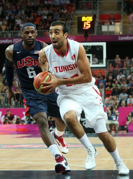 Makrem Ben Romdhane BasketBall Makrem Ben Romdhane au Sporting Alexandrie