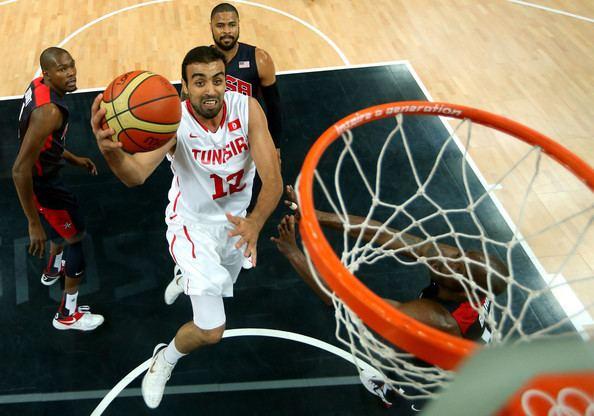 Makrem Ben Romdhane Makram Ben Romdhane Pictures Olympics Day 4 Basketball