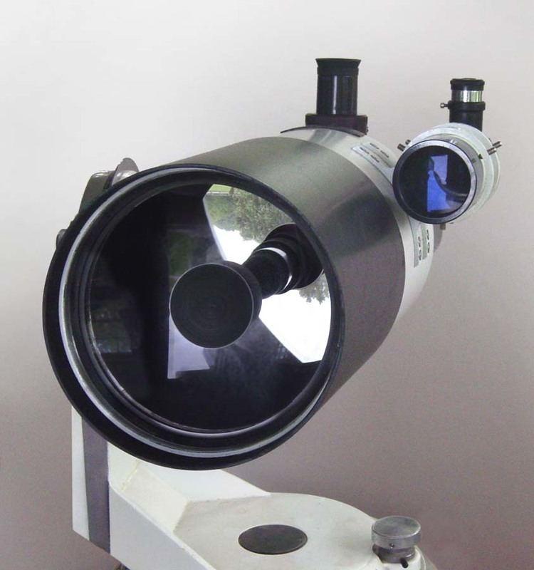 Maksutov telescope