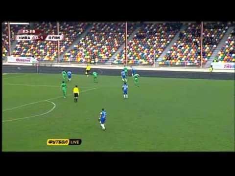 Maksym Drachenko Maksym Drachenko 7 Nyva Ternopil Olimpik Donetsk C YouTube