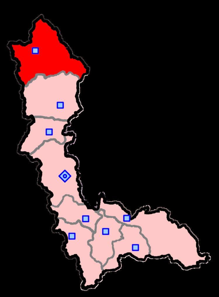 Maku, Chaldoran, Poldasht and Showt (electoral district)