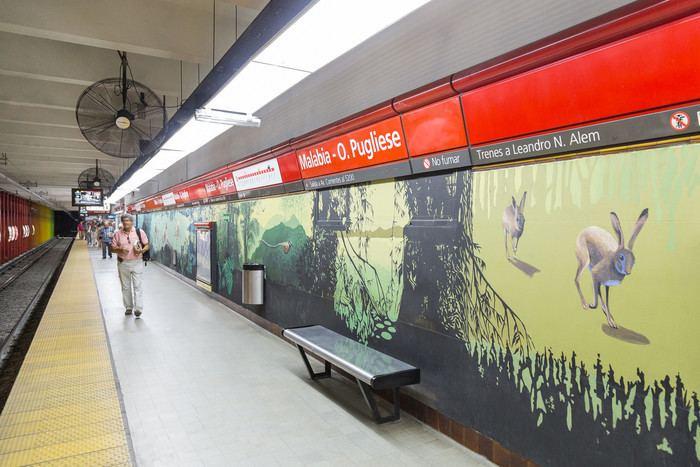 Malabia - Osvaldo Pugliese (Buenos Aires Underground)
