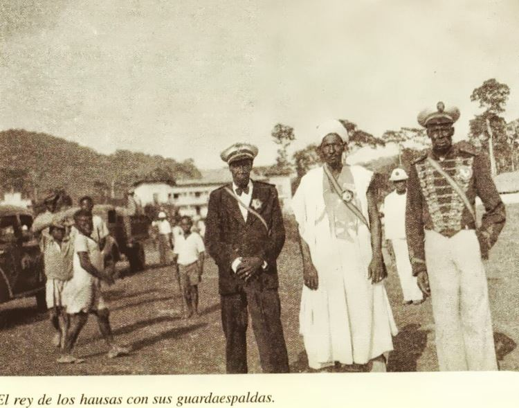 Malabo in the past, History of Malabo