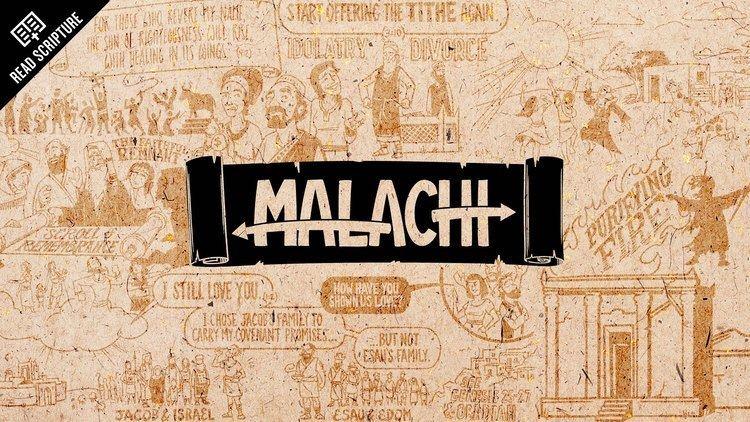 Malachi Read Scripture Malachi YouTube