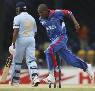 Malachi Jones removed from Bermuda squad Cricket ESPN Cricinfo