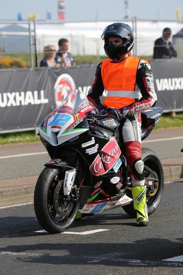 Malachi Mitchell-Thomas North West 200 crash victim Malachi MitchellThomas was on cusp of