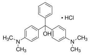 Malachite green Malachite Green Carbinol hydrochloride Dye content 85 SigmaAldrich