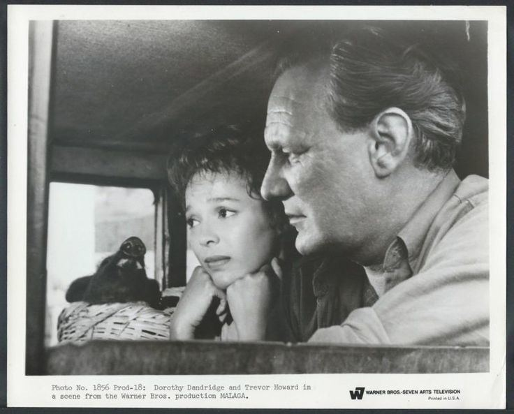 Malaga (1960 film) movie scenes Goddesses Dorothy Products Malaga Entertainer Dorothy Dandridge Posts Dorothy Dandrig