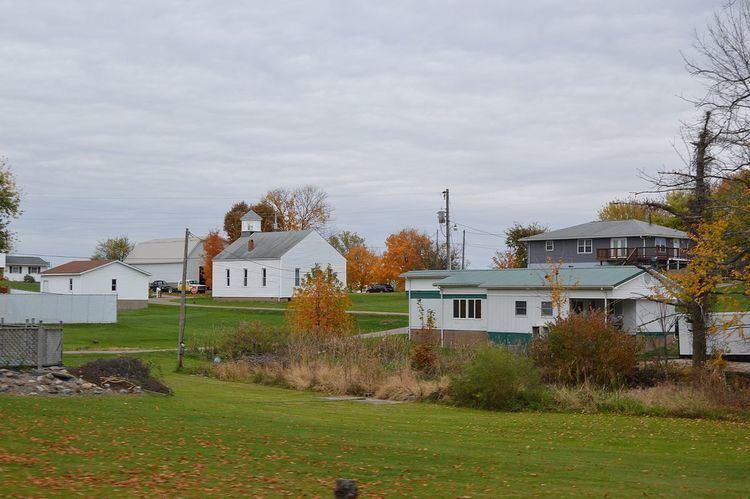 Malaga Township, Monroe County, Ohio
