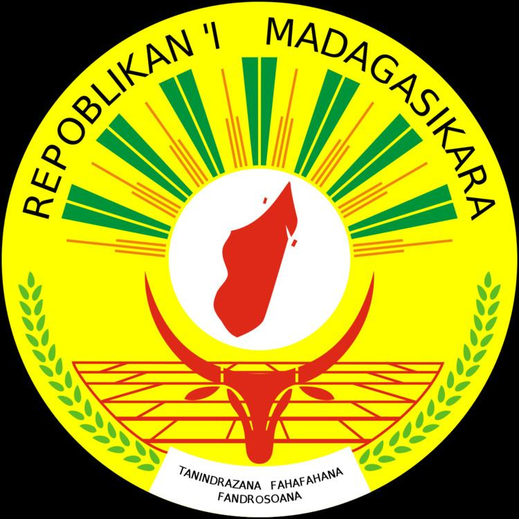 Malagasy parliamentary election, 2002
