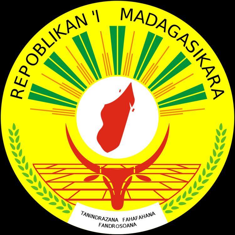 Malagasy parliamentary election, 2007