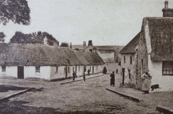 Malahide in the past, History of Malahide