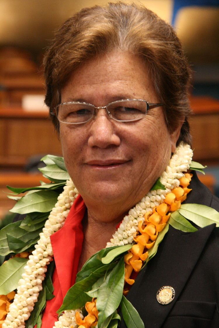 Malama Solomon Senator Malama Solomon PhD University of Hawaii Professional