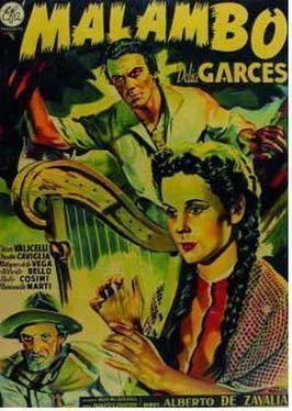 Malambo (1942 film) movie poster